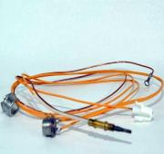 Thermocouple with o/heat